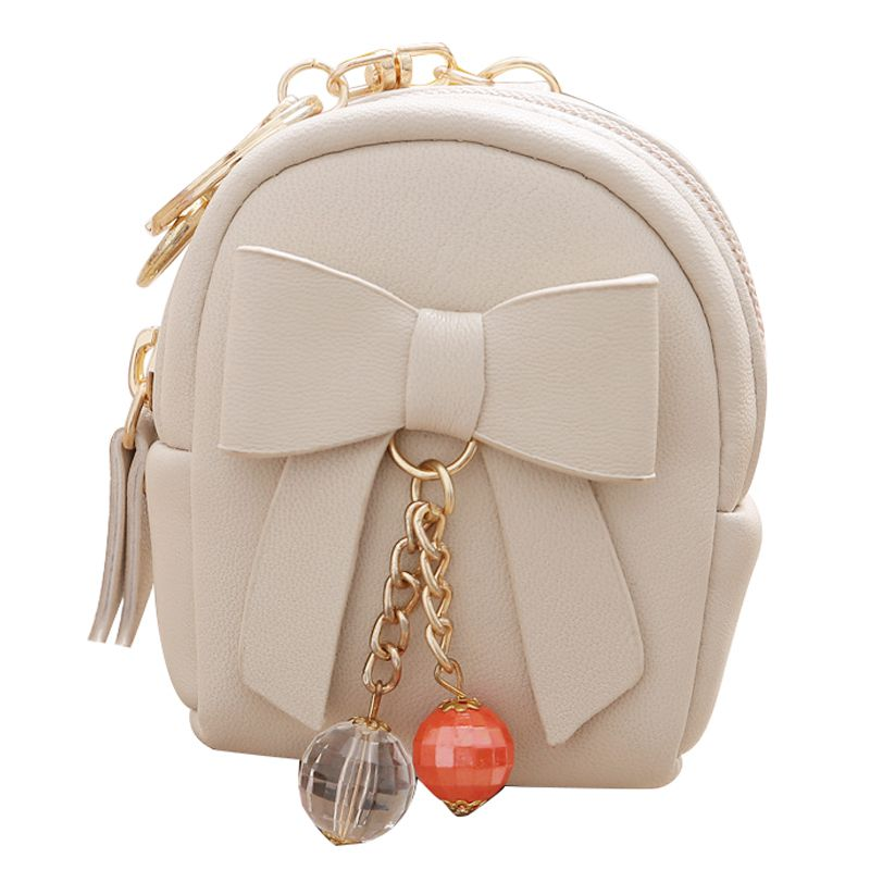 Image Is Loading New Women Mini Backpack Shape Coin Bag Wallet