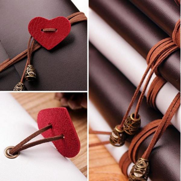 Sheets-Card-Love-Theme-Wedding-DIY-Handmade-Photo-Scrapbooking-Album-White-N4G5 thumbnail 5
