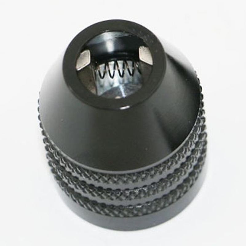 0,3-8mm 1//4 zoll Keyless Bohrfutter Schraubendreher Schlagschrauber Adapter W2V3
