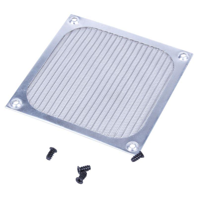 aluminium filter staubschutz 12cm 120mm fuer pc gehaeuse. Black Bedroom Furniture Sets. Home Design Ideas