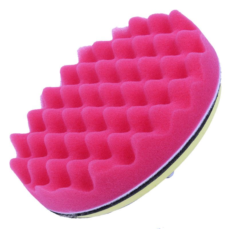 thumbnail 4 - 7Pcs Sponge Polishing Waxing Buffing Pads Kit Set Compound For Auto Car C5N8