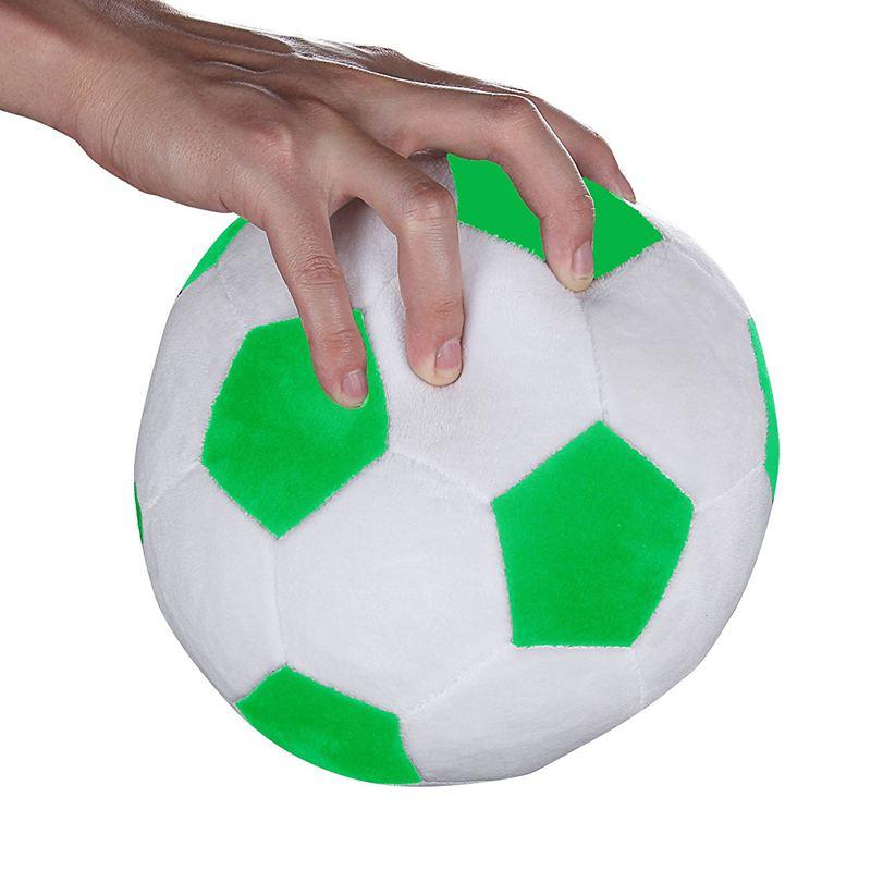 Almohadilla-de-tiro-de-Futbol-bola-de-los-deportes-de-Peluche-Juguete-de-Pe-P3K8 miniatura 3