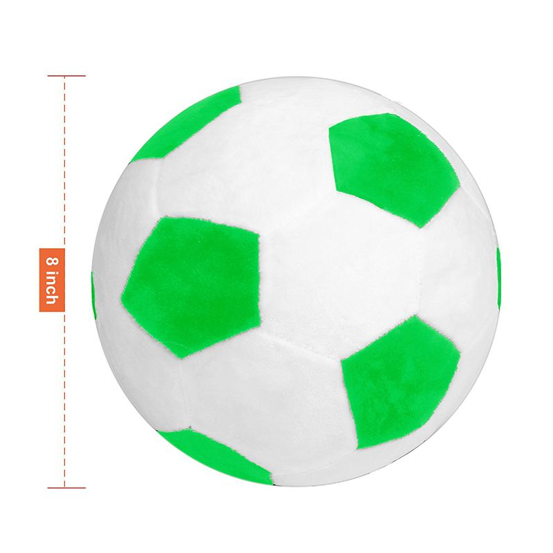 Almohadilla-de-tiro-de-Futbol-bola-de-los-deportes-de-Peluche-Juguete-de-Pe-P3K8 miniatura 4