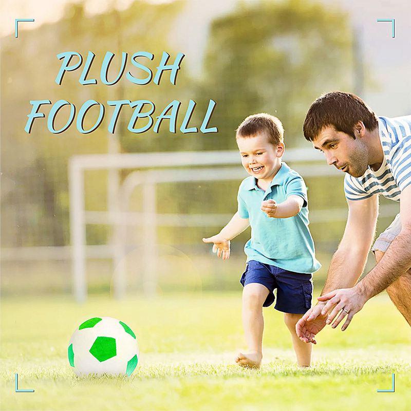Almohadilla-de-tiro-de-Futbol-bola-de-los-deportes-de-Peluche-Juguete-de-Pe-P3K8 miniatura 5