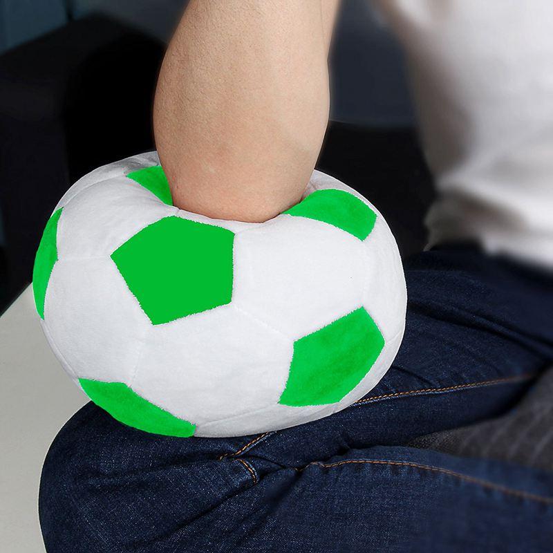 Almohadilla-de-tiro-de-Futbol-bola-de-los-deportes-de-Peluche-Juguete-de-Pe-P3K8 miniatura 6