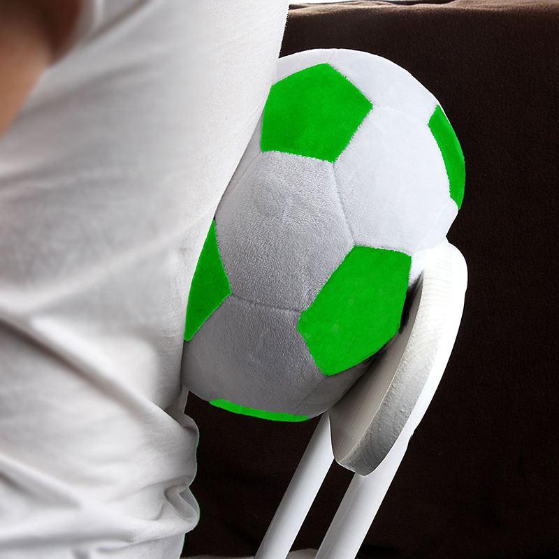 Almohadilla-de-tiro-de-Futbol-bola-de-los-deportes-de-Peluche-Juguete-de-Pe-P3K8 miniatura 7