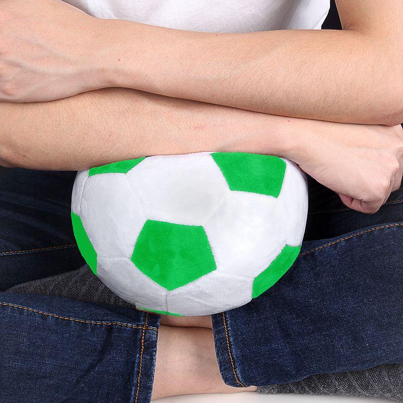 Almohadilla-de-tiro-de-Futbol-bola-de-los-deportes-de-Peluche-Juguete-de-Pe-P3K8 miniatura 8