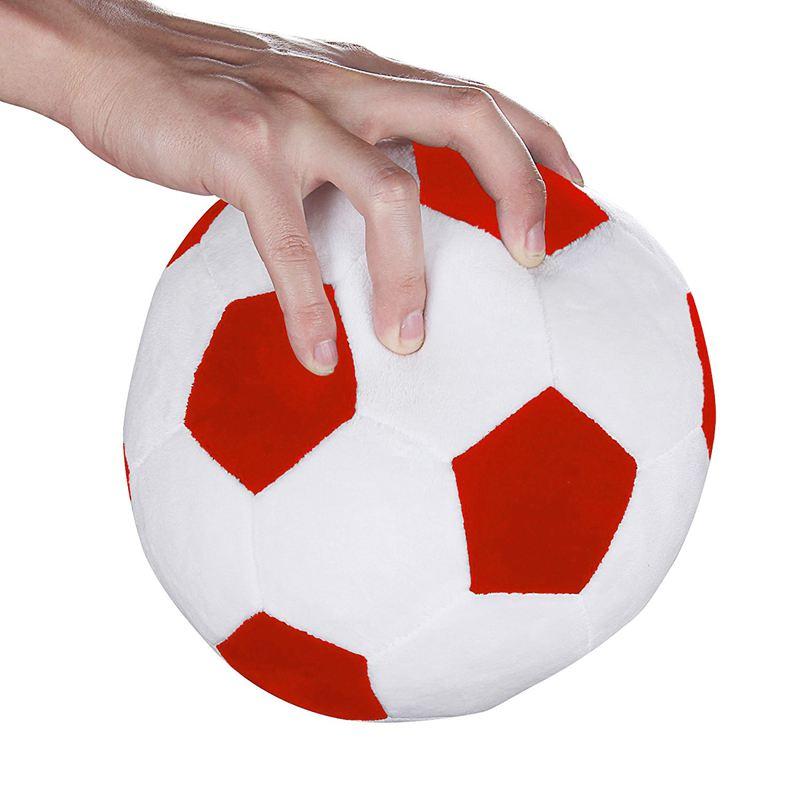 Almohadilla-de-tiro-de-Futbol-bola-de-los-deportes-de-Peluche-Juguete-de-Pe-P3K8 miniatura 11