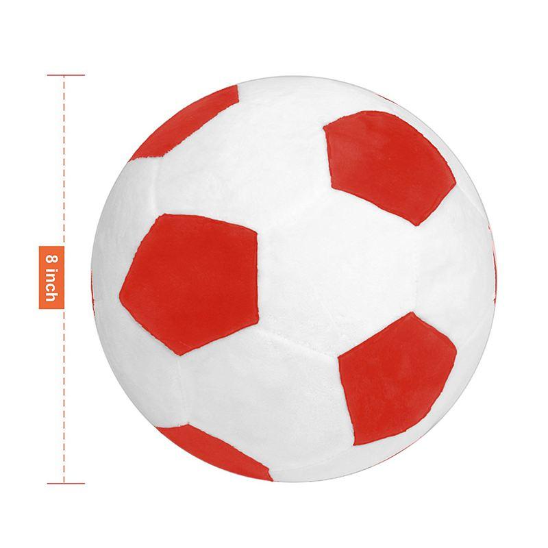 Almohadilla-de-tiro-de-Futbol-bola-de-los-deportes-de-Peluche-Juguete-de-Pe-P3K8 miniatura 12