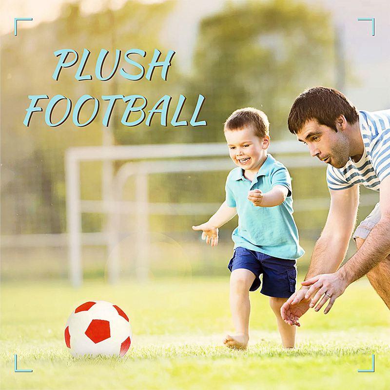 Almohadilla-de-tiro-de-Futbol-bola-de-los-deportes-de-Peluche-Juguete-de-Pe-P3K8 miniatura 13