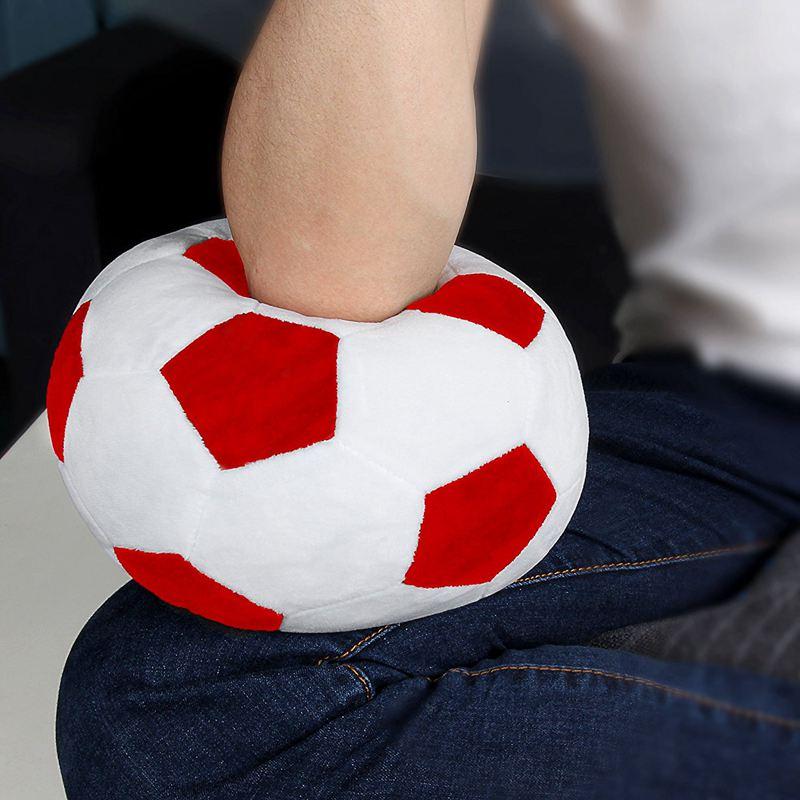 Almohadilla-de-tiro-de-Futbol-bola-de-los-deportes-de-Peluche-Juguete-de-Pe-P3K8 miniatura 14