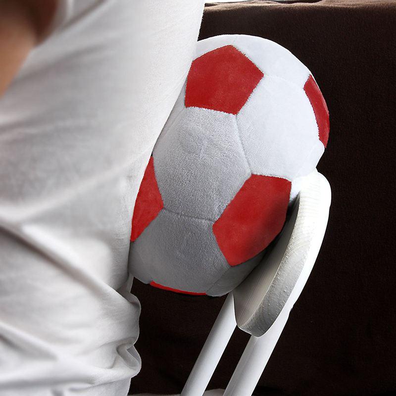 Almohadilla-de-tiro-de-Futbol-bola-de-los-deportes-de-Peluche-Juguete-de-Pe-P3K8 miniatura 15