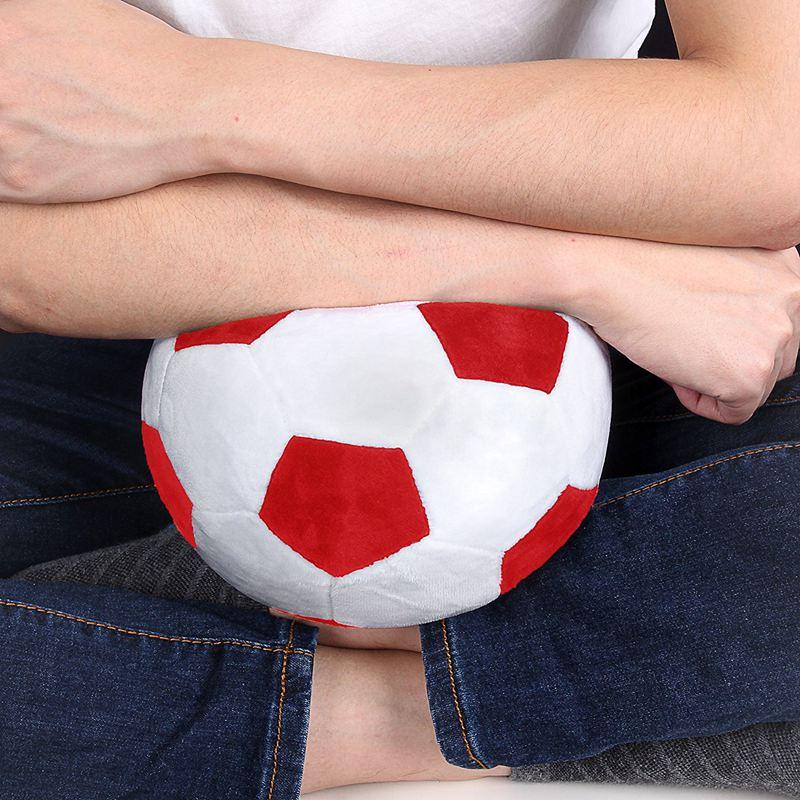 Almohadilla-de-tiro-de-Futbol-bola-de-los-deportes-de-Peluche-Juguete-de-Pe-P3K8 miniatura 16