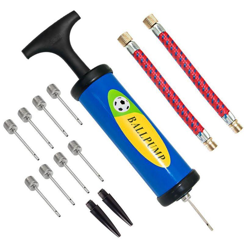 10X(Inflator Ball Pump Needles Ventil Adapter Set fuer Basketball Fussball Ba RF | Fuxin  | Won hoch geschätzt und weithin vertraut im in- und Ausland vertraut