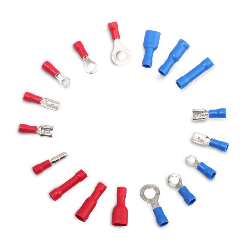 400-piezs-de-Conectores-crimpado-Terminales-electricos-con-18-tamanos-Juego-t2S3