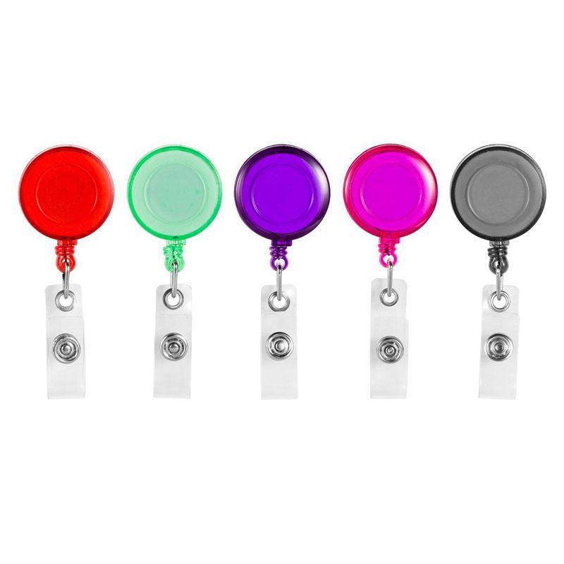 Insignia-retractil-Clip-en-Carrete-con-correa-para-tarjetas-de-identificacion6J5