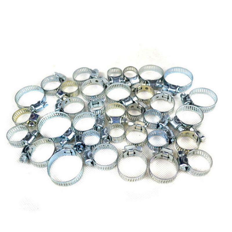 34-piezas-de-Mini-abrazaderas-de-manguera-de-combustible-de-Acero-al-carbono-de