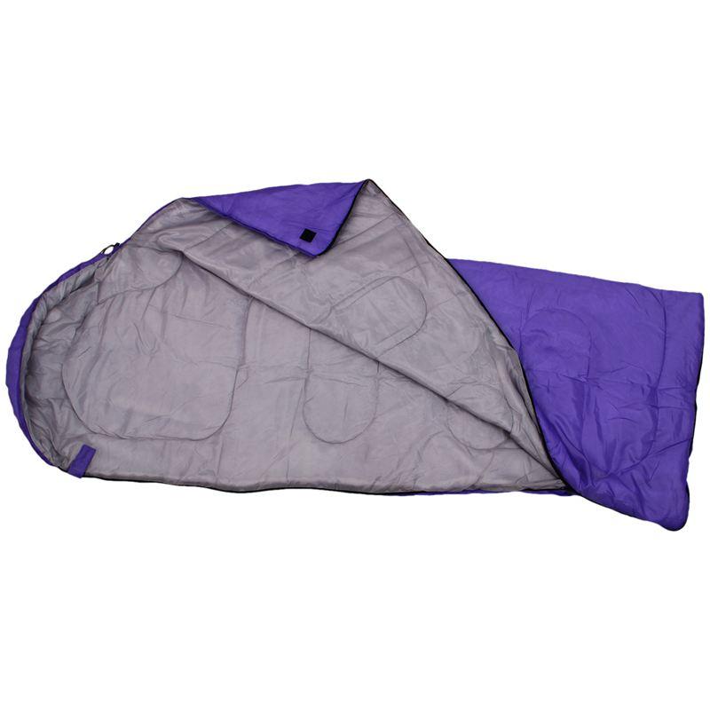 Etui-De-Combinaison-Etanche-De-Camping-Pour-Adulte-Unique-Sac-De-Couchage-D-A6T9 miniature 5