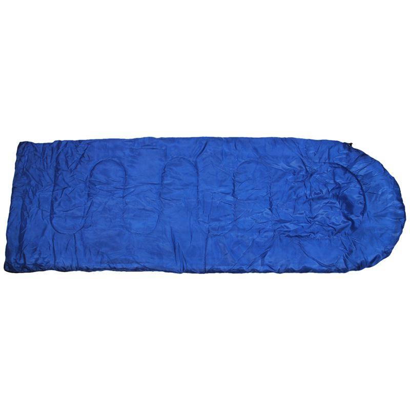 Etui-De-Combinaison-Etanche-De-Camping-Pour-Adulte-Unique-Sac-De-Couchage-D-039-7P8 miniature 8