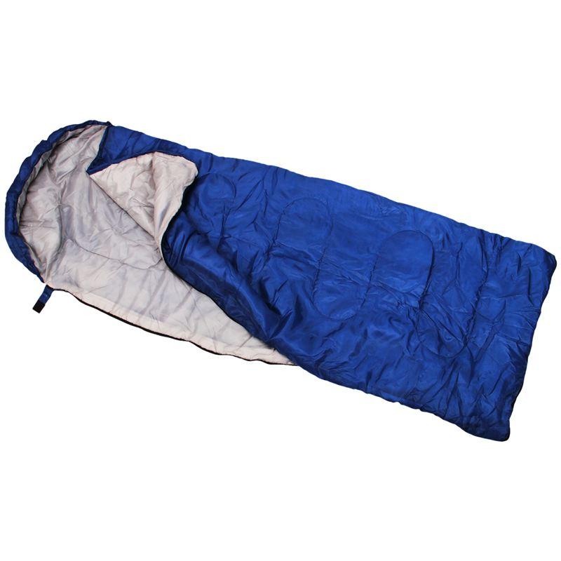 Etui-De-Combinaison-Etanche-De-Camping-Pour-Adulte-Unique-Sac-De-Couchage-D-039-7P8 miniature 9
