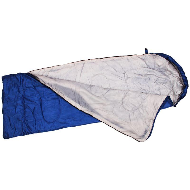 Etui-De-Combinaison-Etanche-De-Camping-Pour-Adulte-Unique-Sac-De-Couchage-D-039-7P8 miniature 10