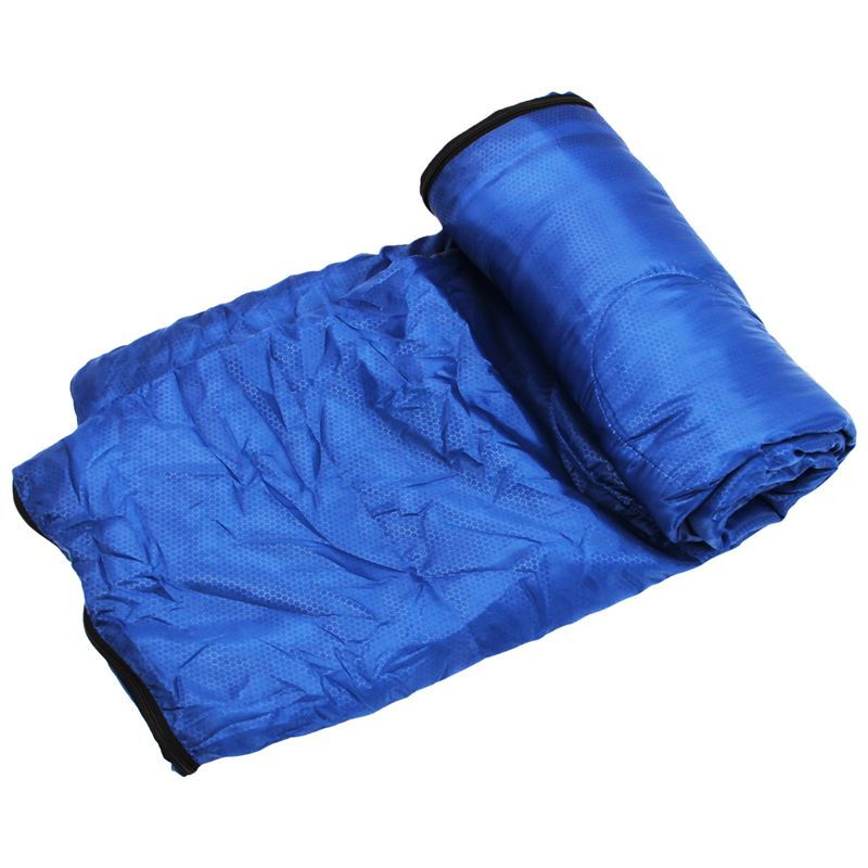 Etui-De-Combinaison-Etanche-De-Camping-Pour-Adulte-Unique-Sac-De-Couchage-D-039-7P8 miniature 11