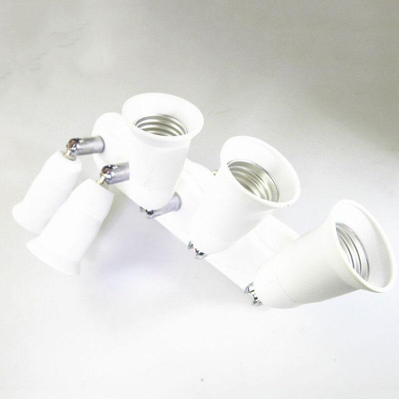 5-en-1-E26-E27-Adaptador-Conversor-Divisor-de-enchufe-luz-doblado-180-grados-8X5