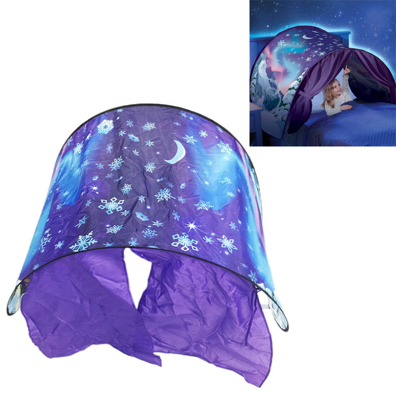 10X(Dream Tents Winter Wonderland Foldable Foldable Foldable Tents Camping Outdoor Hiking Te Y2P8) e2f3dd
