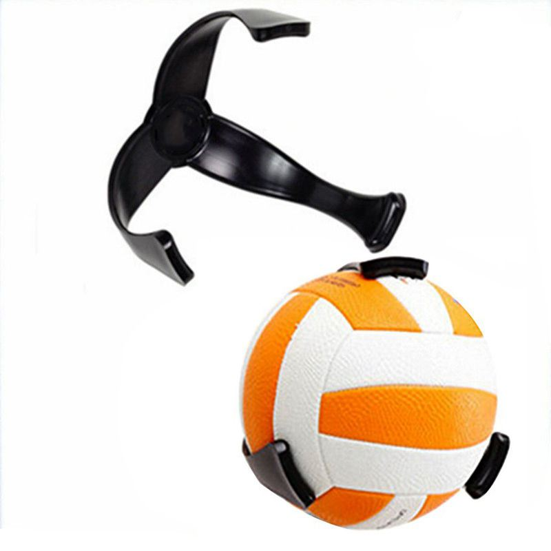 Plastic Ball Claw Wall Mount Basketball Holder Football Display Storage Rack CZ