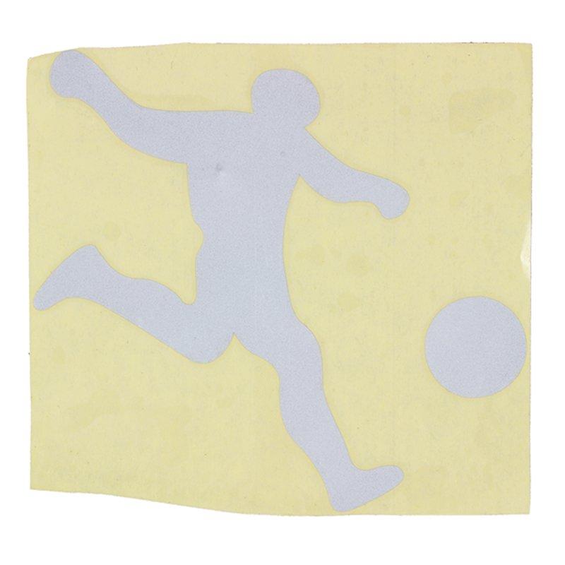 12-cm-13-cm-pegatinas-de-coche-personalidad-moda-futbol-deportes-forma-O8N8 miniatura 7