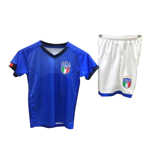 31333addf 1X(Family Breathable Sportswear Soccer Set World Cup Italy Soccer ...