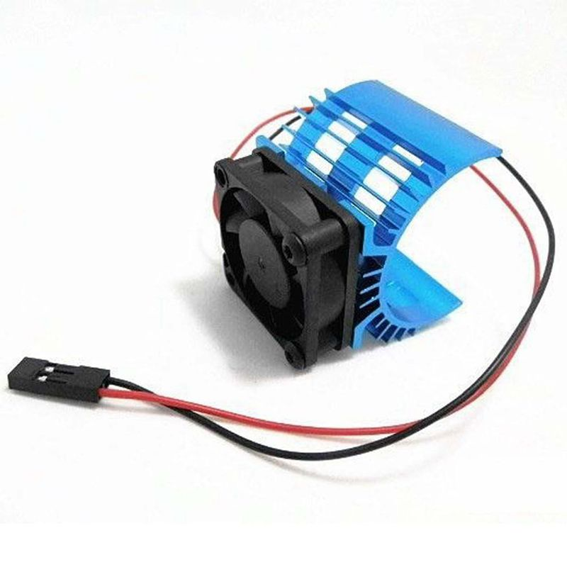 Disipador-de-calor-metalico-con-ventilador-enfriamiento-5V-para-1-10-RC-Coche6H2