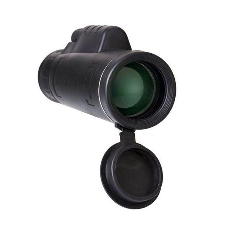 Prisma optico de doble foco viaje HD 40 x 60 Vision nocturna Telescopio monoc7Y7