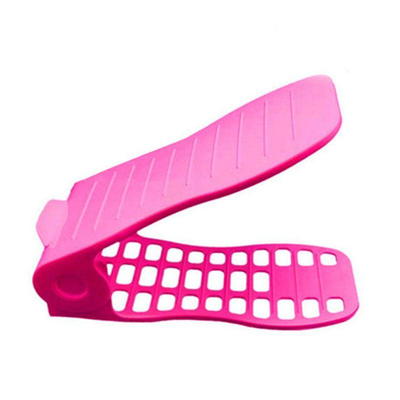 Schuhregale-Einstellbare-Moderne-Doppelreinigung-Lagerung-Schuhe-Rack-Wohnz-O1G9