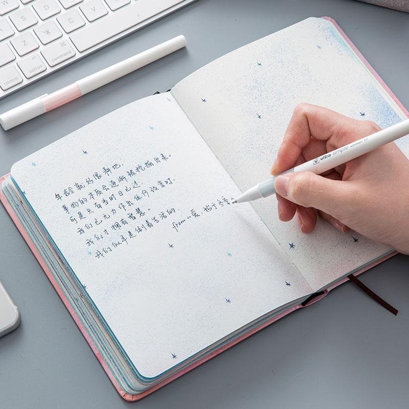 Paginas-a-color-de-Tendencia-creativa-Cuaderno-A5-de-patron-de-Pequena-casa-azul miniatura 8