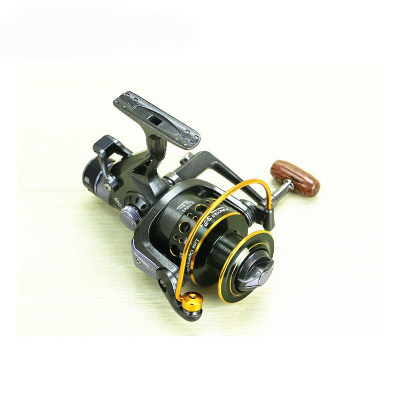 Yumoshi-5-2-1-10-1-BB-PESCA-CON-MULINELLO-anteriore-e-posteriore-DRAG-bobine-spinning-anche-B6F6 miniatura 5