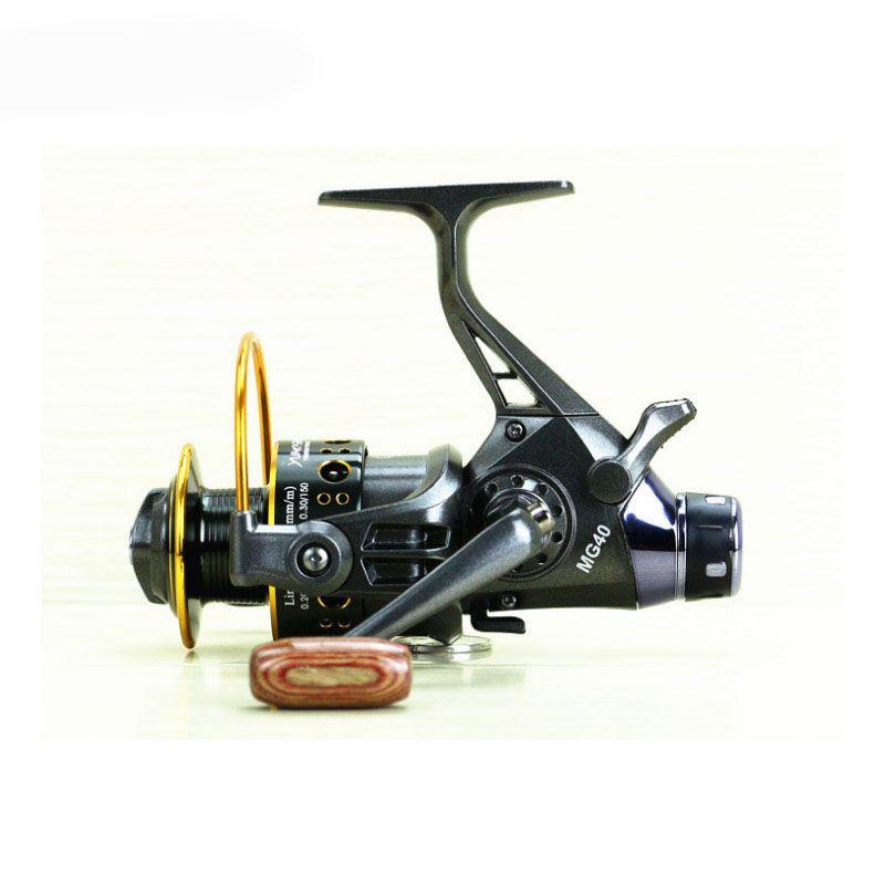 Yumoshi-5-2-1-10-1-BB-PESCA-CON-MULINELLO-anteriore-e-posteriore-DRAG-bobine-spinning-anche-B6F6 miniatura 6