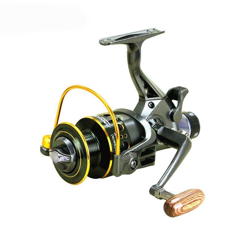 3X(YUMOSHI 5.2  1 10 + 1 BB Mulinello da pesca anteriore e posteriore Mulin H3V8