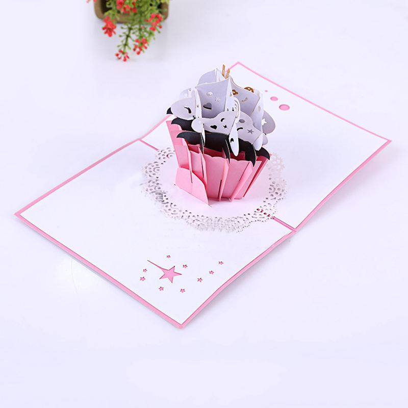 Image Is Loading Pop Up Birthday Cards 2 Pack Valentines Day