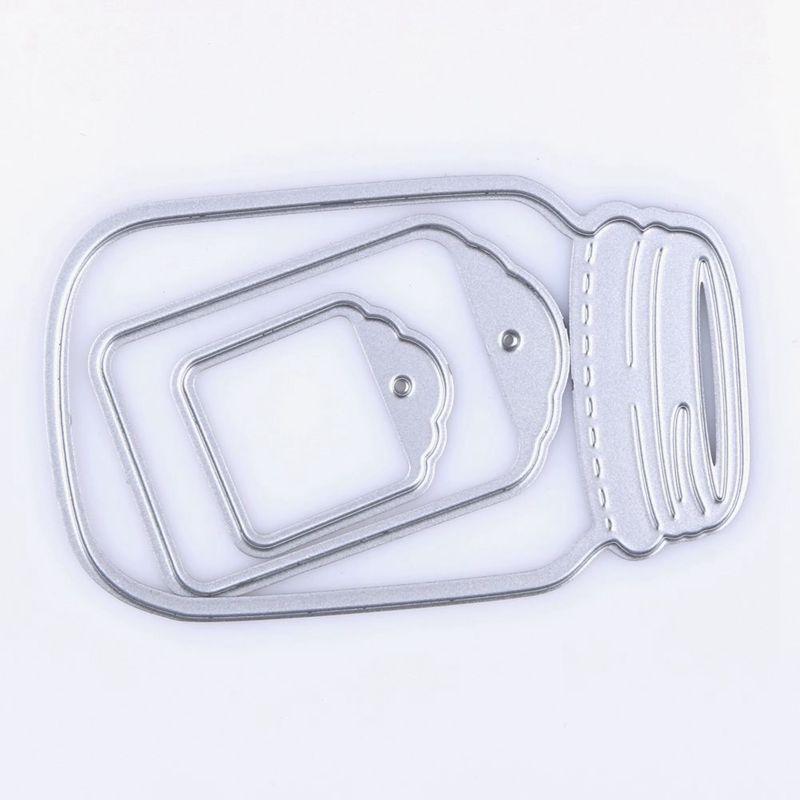 Plantilla-de-corte-de-Deseando-botella-DIY-Decorativo-de-album-de-recortes-S6Q4