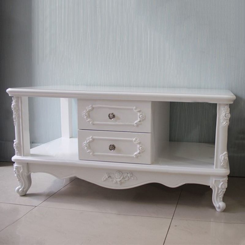 4PCS-10x6cm-European-Style-Solid-Wood-Carved-Furniture-Foot-Legs-TV-Cabinet-V7B8