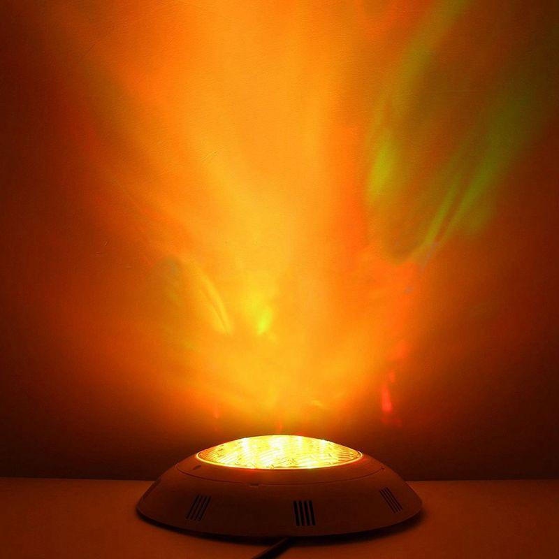 7-Farben-24V-18W-LED-RGB-Unterwasser-Schwimmbad-helles-Licht-Fernbedienun-H6I9