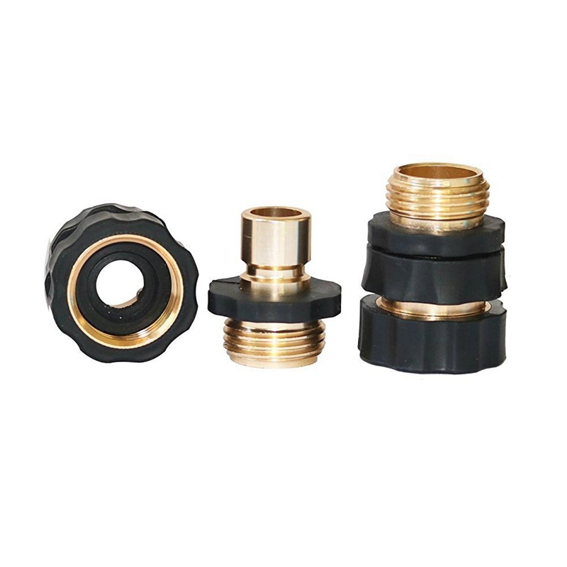 garden hose fittings. 1 Pair X Garden Hose Connector Connect Fitting Pipe 3/4 Hose-Water B4R3 Fittings