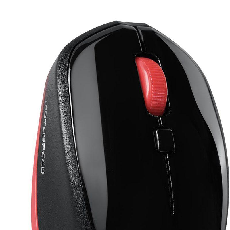 1X-Motospeed-BG20-souris-sans-fil-Bluetooth-2-4G-Mini-souris-optique-2400-D-4D4 miniature 8