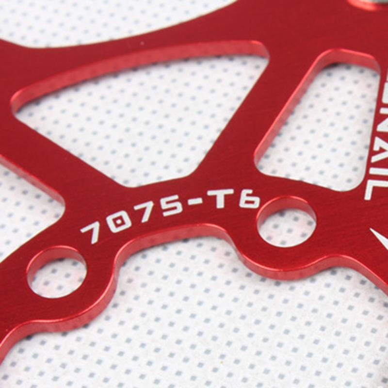 SNAIL-Velo-Cyclisme-Flottant-6-Boulon-Disque-De-Frein-Rotor-Plaquette-de-fre-7S9 miniature 5