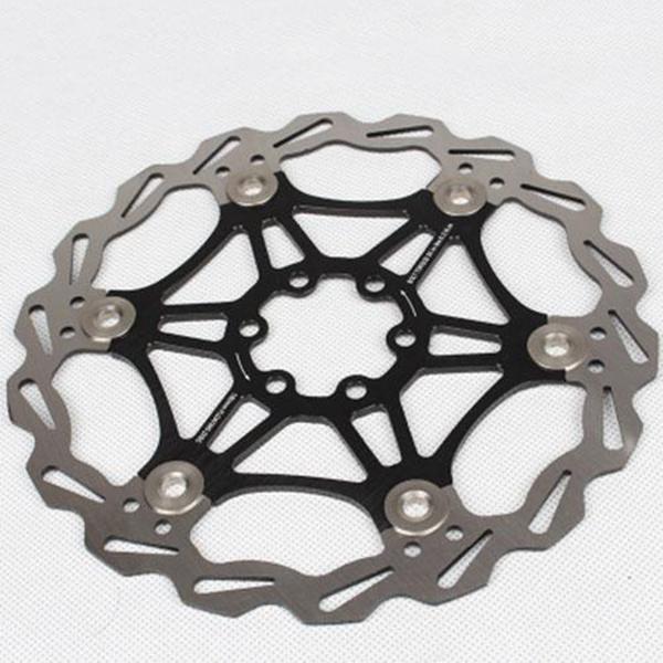 SNAIL-Velo-Cyclisme-Flottant-6-Boulon-Disque-De-Frein-Rotor-Plaquette-de-fre-7S9 miniature 16