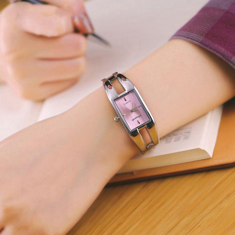 Chaoyada-Fashion-Luxus-Damen-Gold-Armbanduhr-Quarz-Armband-Uhr-u7x6 Indexbild 20