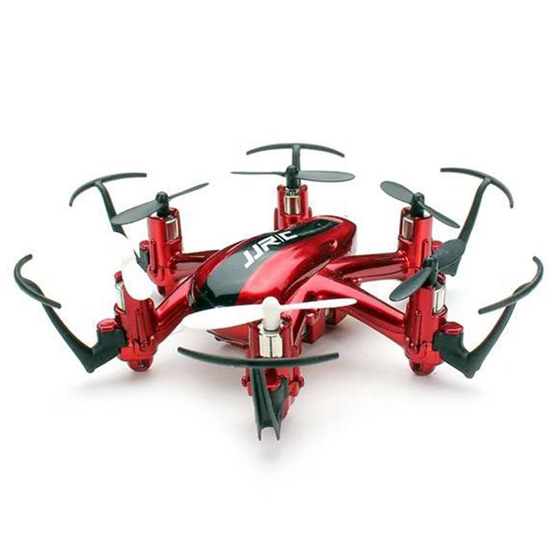 5X(JJRC H20 telecommande sans tete mode 1 cle retour mini drones jouet vol h O4)