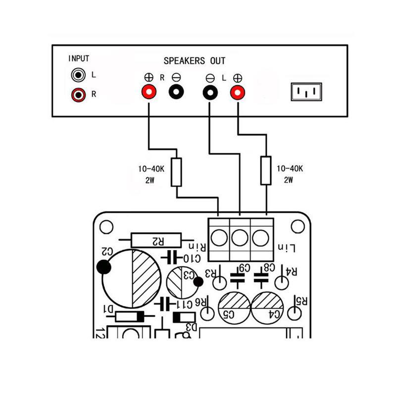 dc 12v vu meter driver board db audio power amplifier level meter drive mod n7m6 192701804091