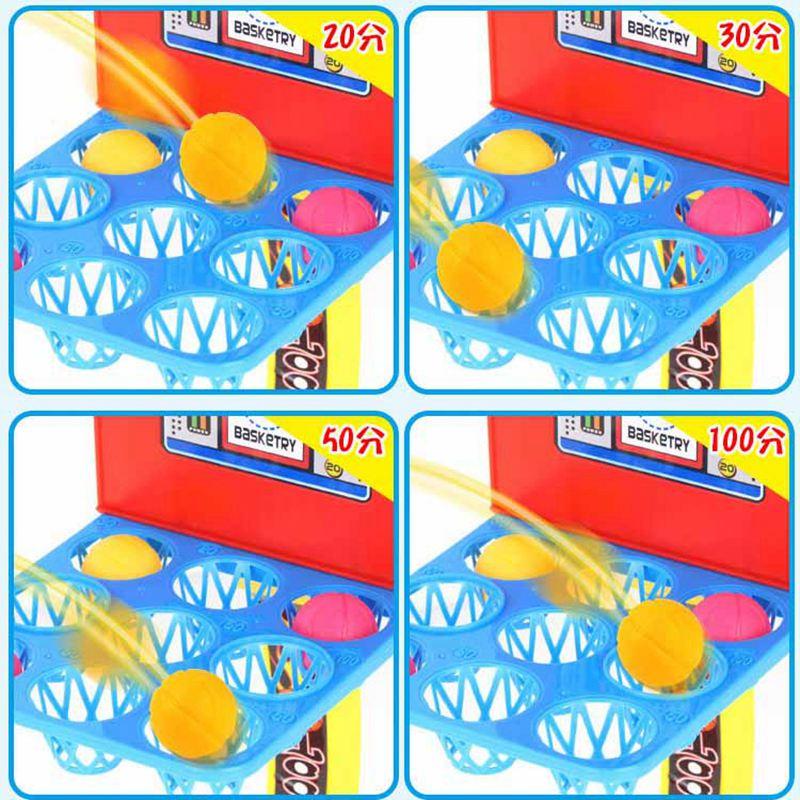 Dettagli su Gioco Da Tavolo Per Bambini Mini Shooting Basket Gioco Di Sport Giochi Educ S4T6